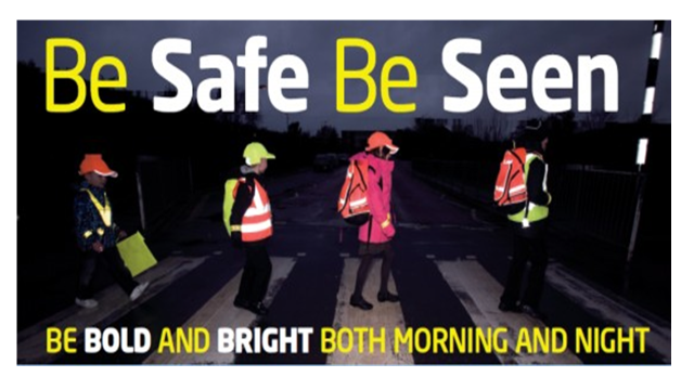 Be Seen Be Safe | Kirkliston Primary School & Kirkliston Nursery, Carmel  Road, Kirkliston, Edinburgh, Scotland UK